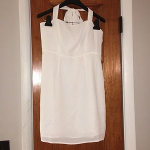 TOBI Tie-Neck Dress...NWT